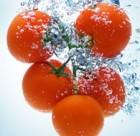vask af tomater
